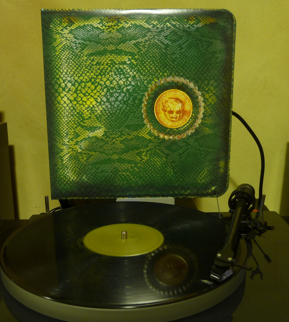 Alice Cooper - Billion Dollar Babies (1973)