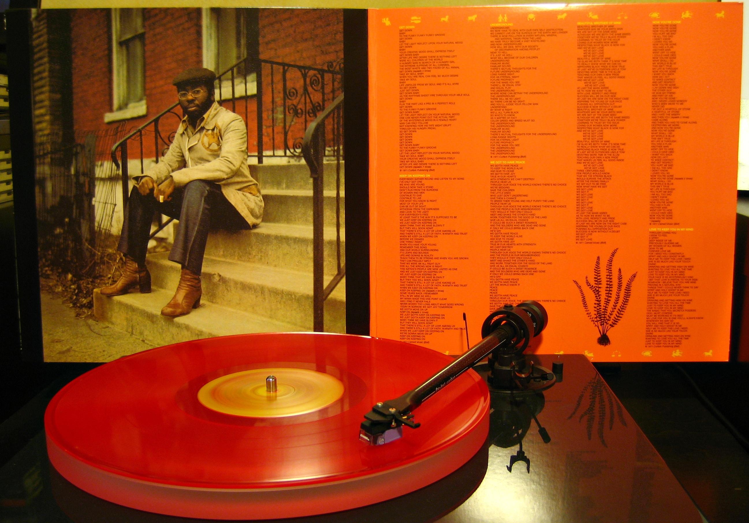 I ... & Curtis Mayfield \u2013 Roots (1971) « dazzrecords