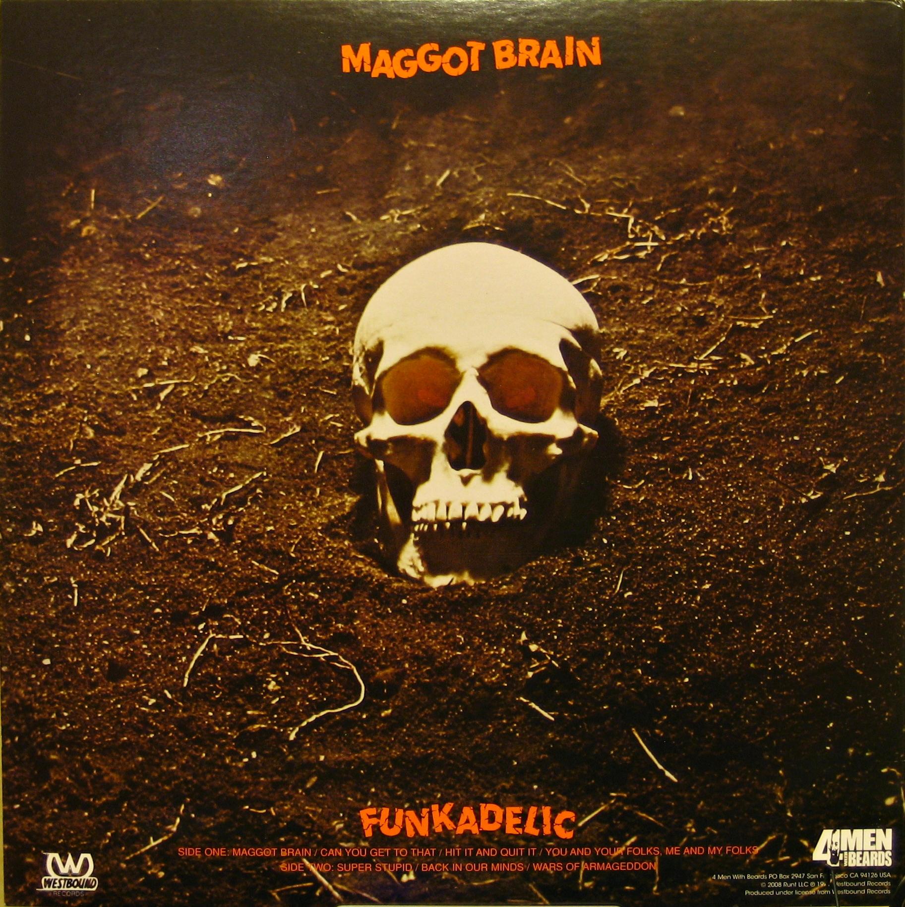 Funkadelic Maggot Brain 1971 171 Dazzrecords