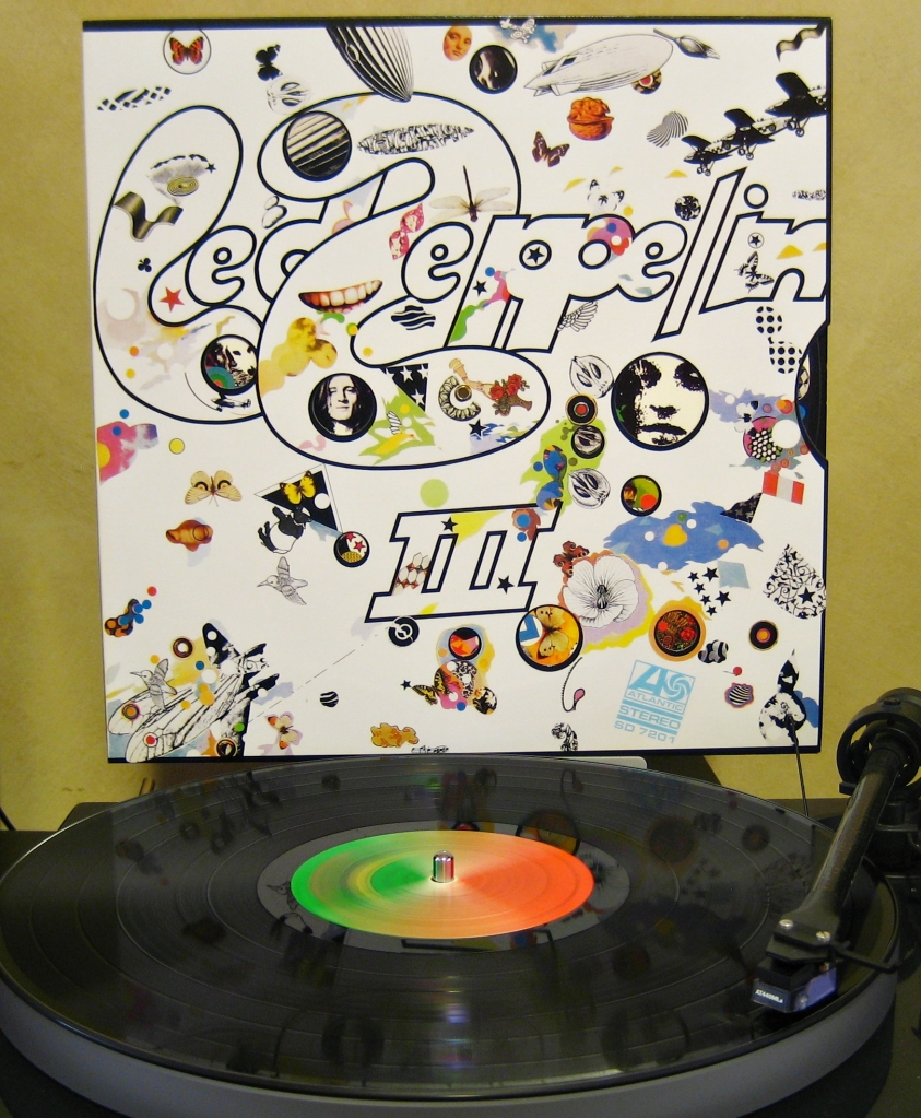 Led Zeppelin - Led Zeppelin III (1970)