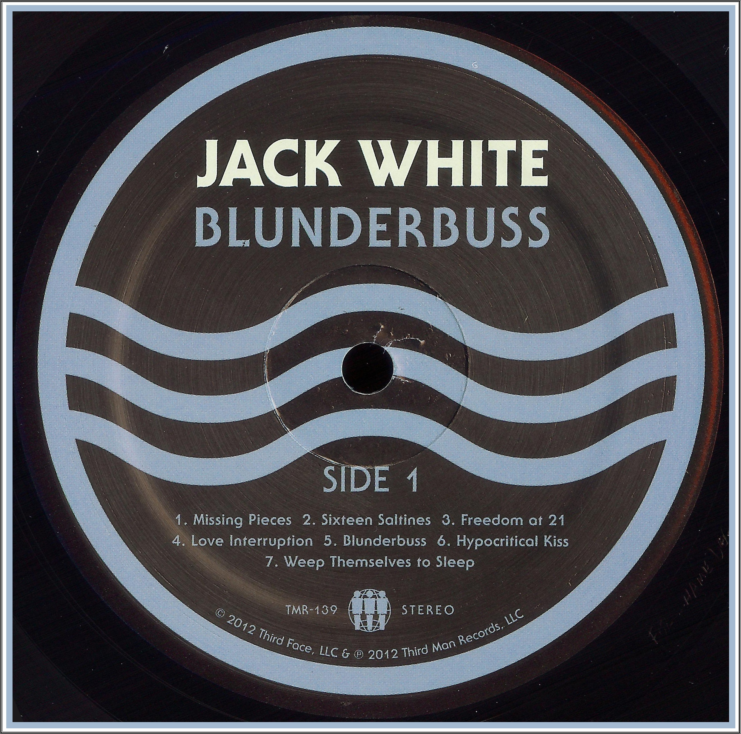 jack white label