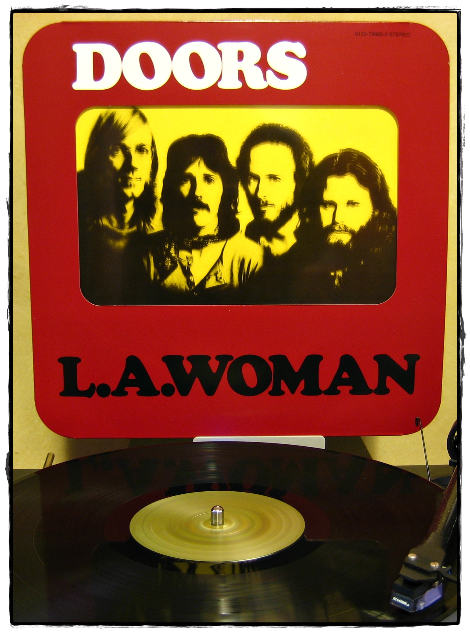 Originally ... & The Doors \u2013 L.A. Woman (1971) « dazzrecords Pezcame.Com
