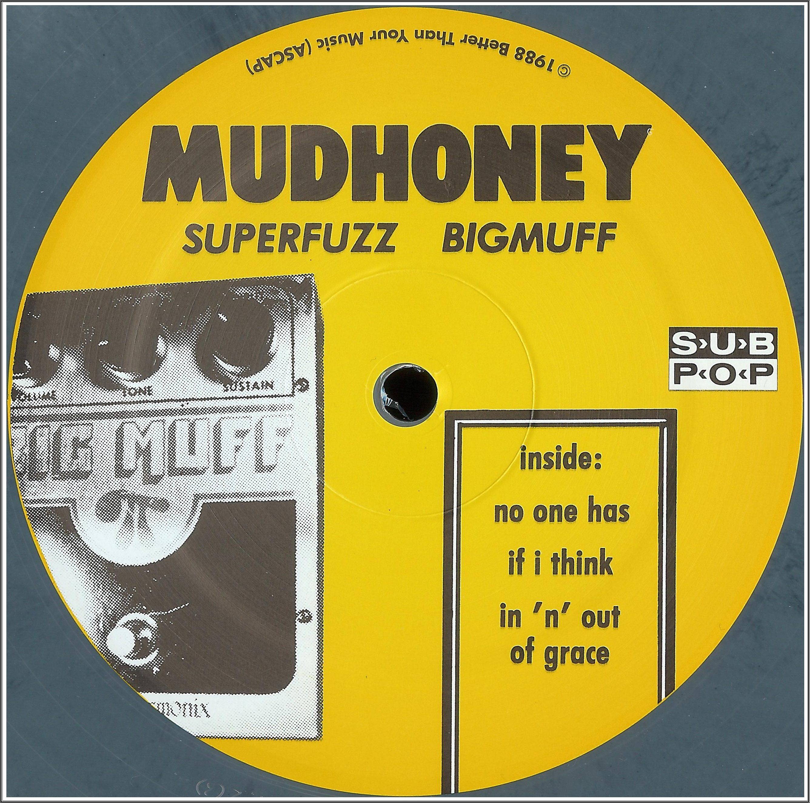 Mudhoney 171 Dazzrecords