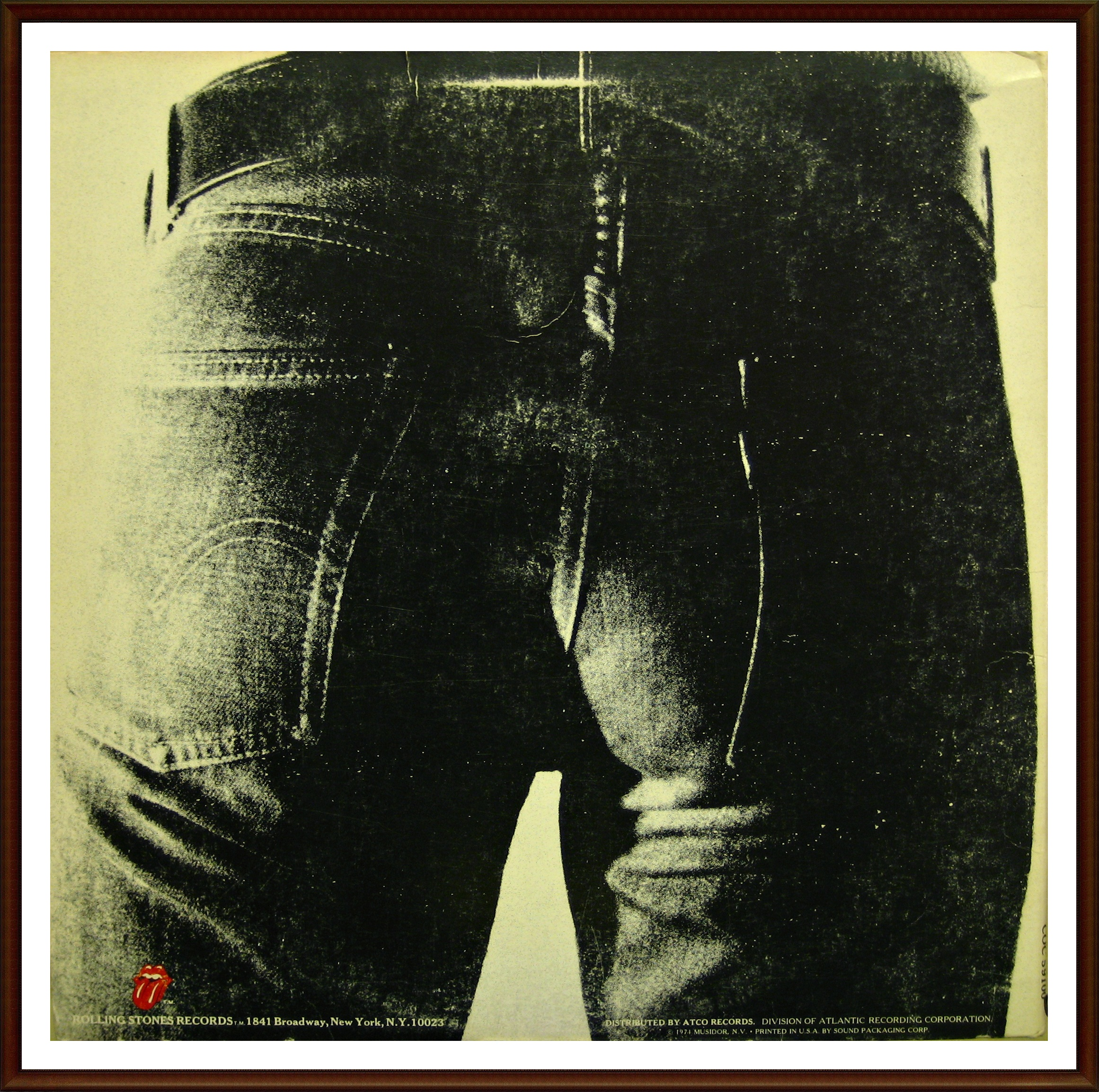 The Rolling Stones Sticky Fingers 1971 171 Dazzrecords