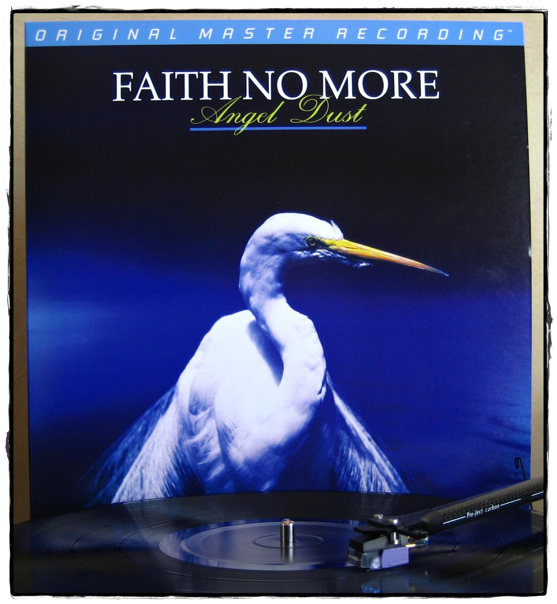 Faith No More Angel Dust 1992 171 Dazzrecords