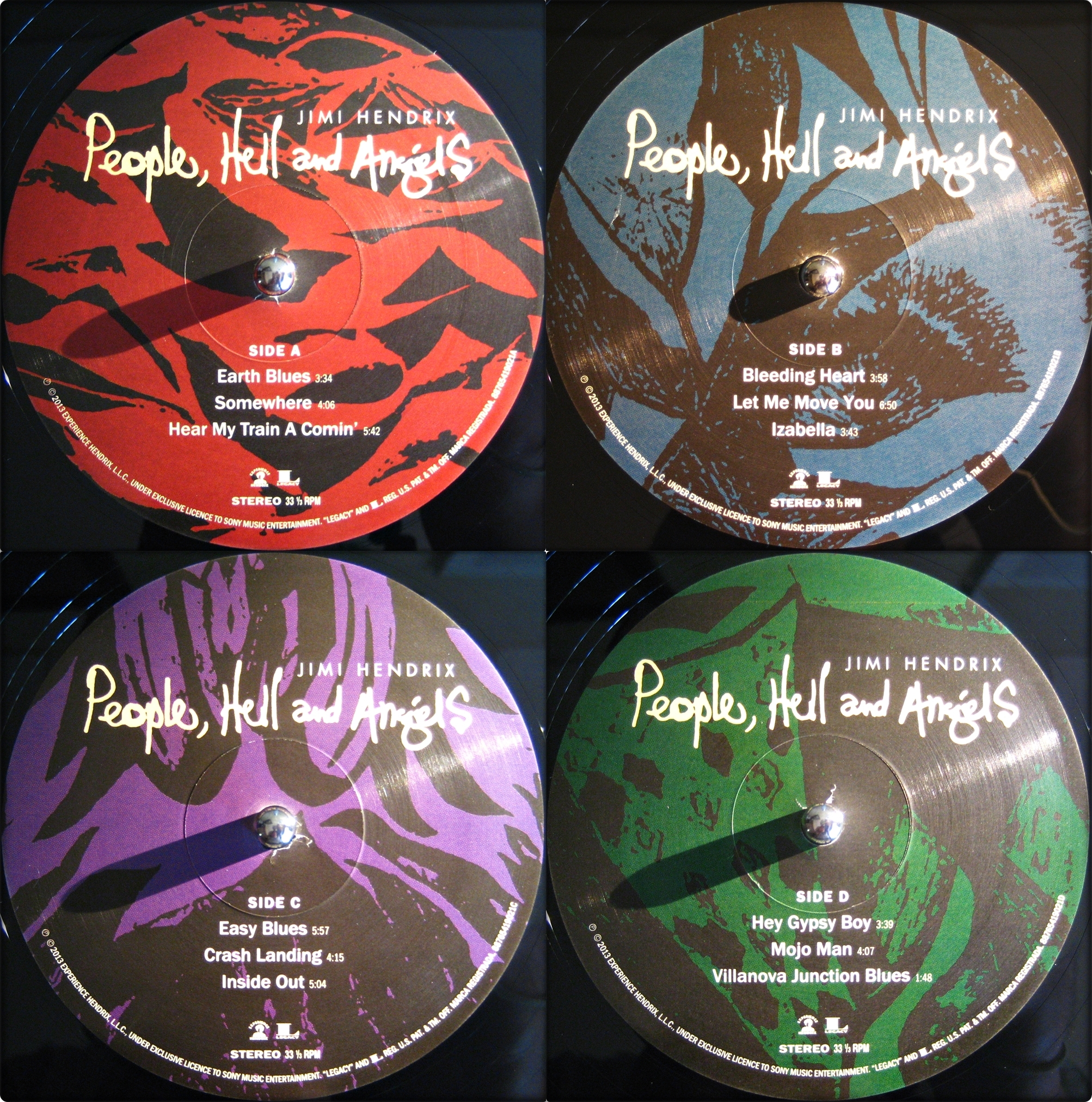 Jimi Hendrix People Hell And Angels 2013 171 Dazzrecords
