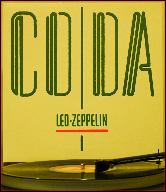 Led Zeppelin - Coda (Front)