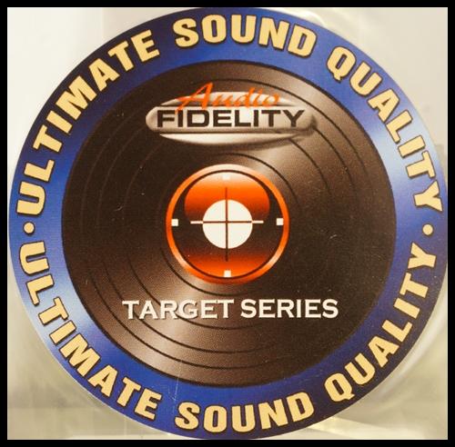 Audio Fidelity Sticker