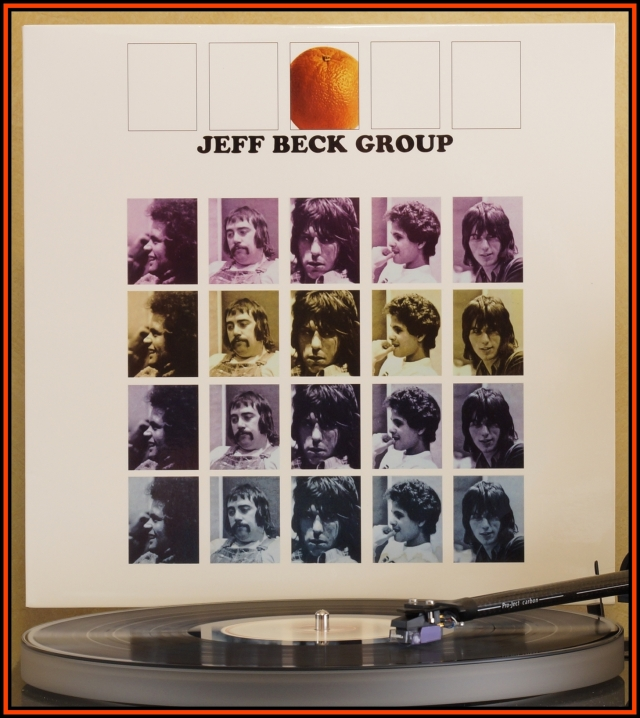 #2189 - Jeff Beck Group - Jeff Beck Group (Front)