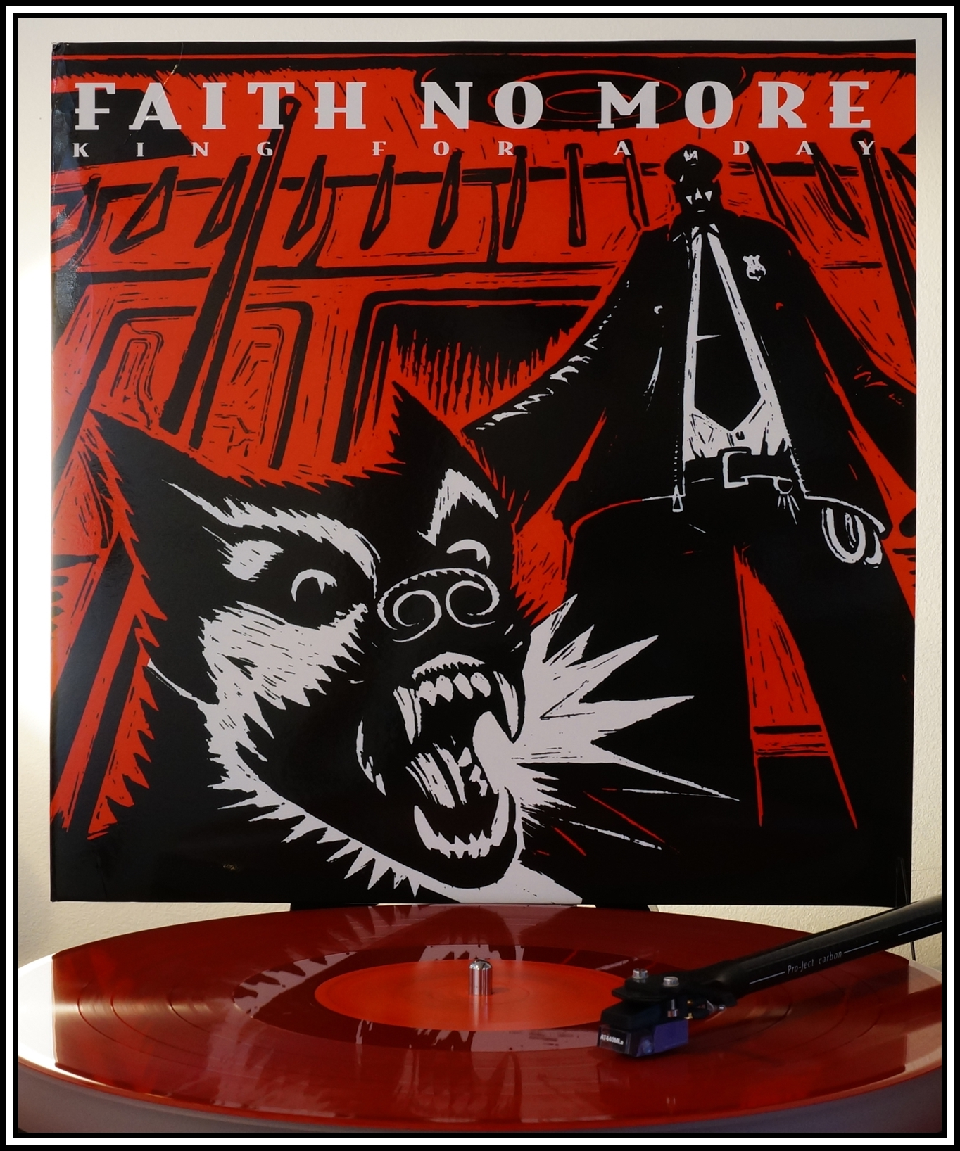 #2240 - Faith No More - King For a Day Fool For a Lifetime (MOV)(Front)