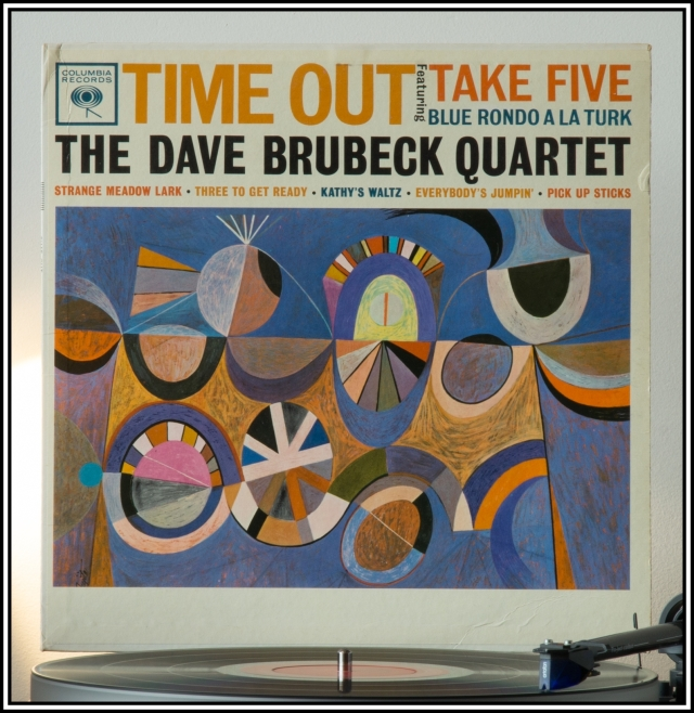 2341 - The Dave Brubeck Quartet - Time Out (US Mono)(Front)