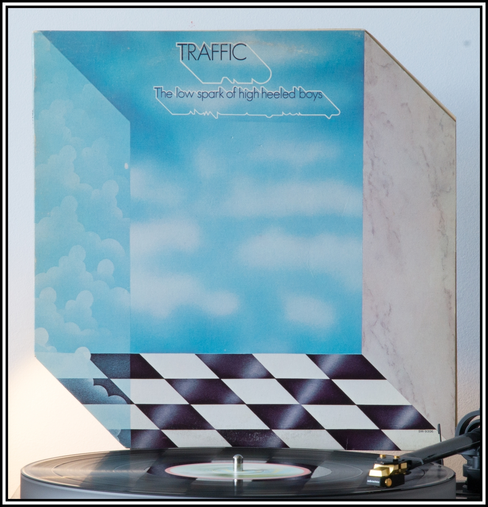 25596b80a Traffic – The Low Spark of High Heeled Boys (1971) « dazzrecords