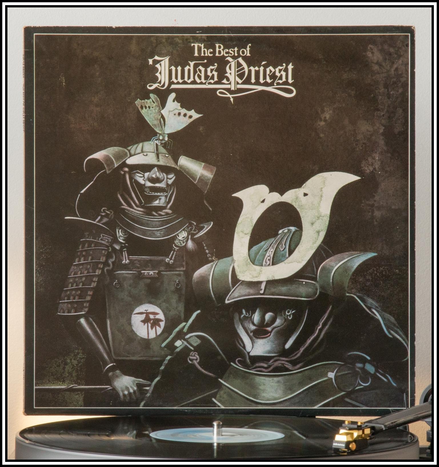 2420 - Judas Priest - The Best of (UK)(Front)